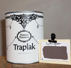 Traplak Whisper 1 liter Maisonmansion