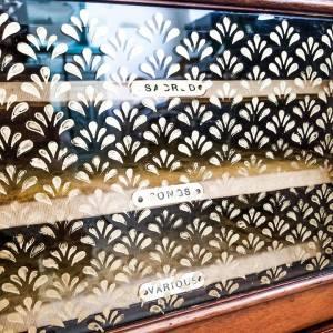 Randsjabloon Calypso Lattice 13.7 meter
