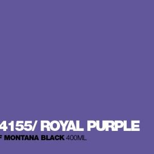 Royal Purple Montana Black spuitbus 400 ml