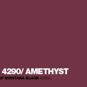 Amethyst Montana Black spuitbus 400 ml