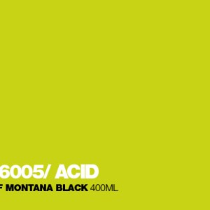Acid Montana Black spuitbus 400 ml
