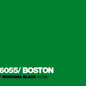 Boston Montana Black spuitbus 400 ml