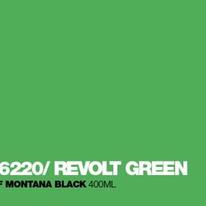 Revolt Green Montana Black spuitbus 400 ml