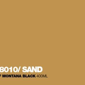 Sand Montana Black spuitbus 400 ml