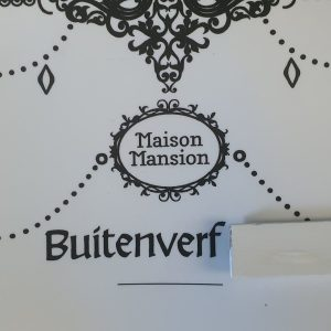 Buitenverf Jezebel Maisonmansion