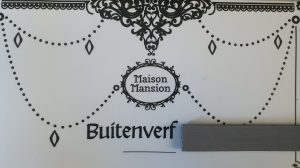 Buitenverf Jinx Maisonmansion