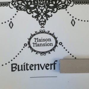 Buitenverf Tribal taupe Maisonmansion
