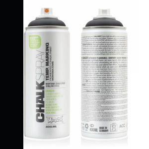 Montana Chalk spuitbus Black 400 ml