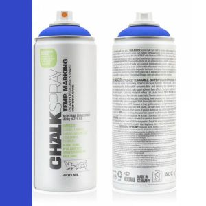 Montana Chalk spuitbus Blue 400 ml