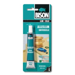 Bison alleslijm tube 25ml