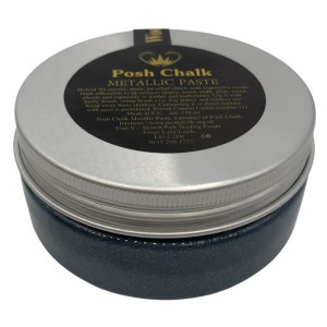 Blue Prussian Smooth Metallic Paste