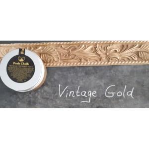 Textured Paste Vintage Gold