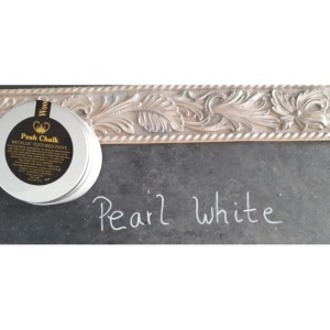 Textured Paste Pearl White