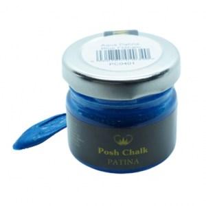 Blue Fhthalo Patina Wax aqua