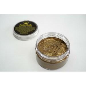 Brown Van Dyke Smooth Metallic Paste