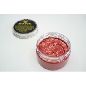 Red Alizarin Smooth Metallic Paste
