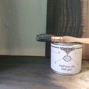Hardwax olie Dark Grey MaisonMansion