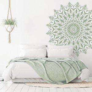 Circle of life Mandala 130 cm x 130 cm