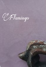 Flamingo Beton Ciré