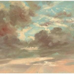 Dusky sky Posh Decoupage