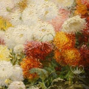 Floral palette Posh Decoupage
