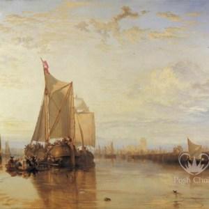 Ships in vesper Posh Decoupage