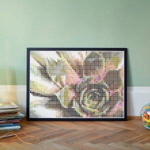 Bloemart DIY poster 50 x 70 cm