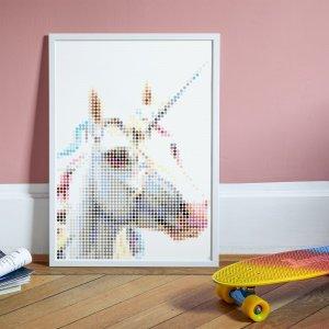 Unicorn DIY poster 50 x 70 cm