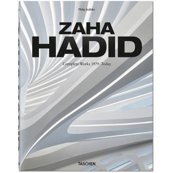 livre zaha hadid taschen