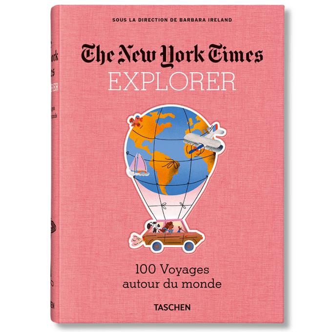 livre 100 voyages autour du monde taschen