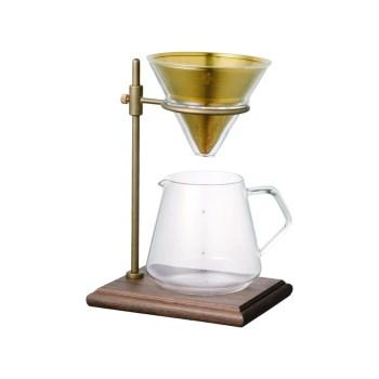 cafetière en verre