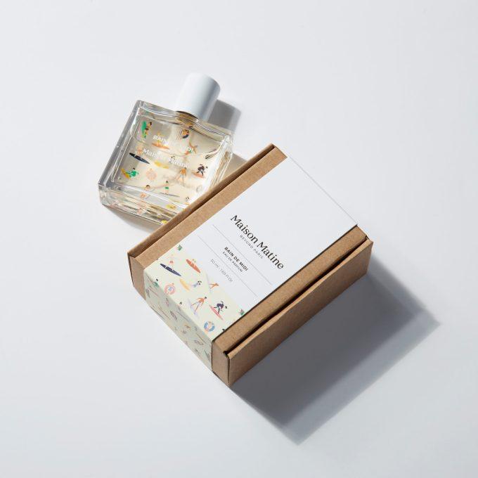 parfum bain de midi maison matine