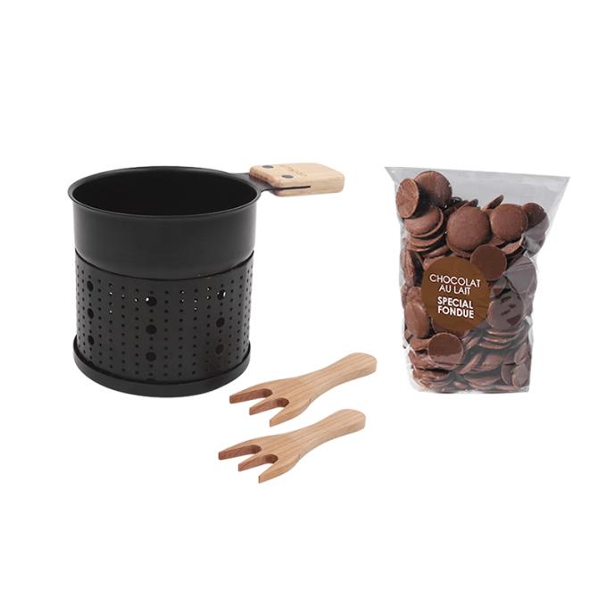 fondue chocolat cookut