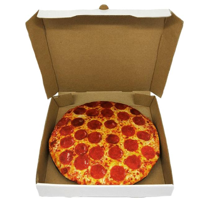 jouet pour chien pizza fabdog