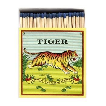 allumettes tiger archivist gallery
