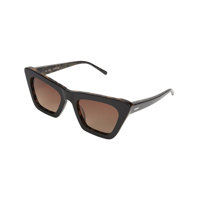 lunette jessie black tortoise komono
