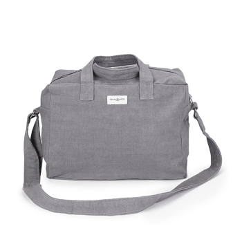 city bag sauval icy grey rive droite