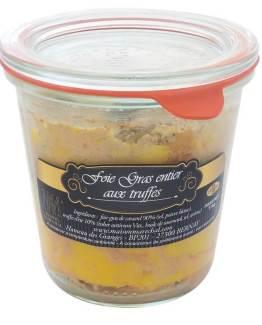 Maison Marechal - Foie gras entier mi-cuit 100g