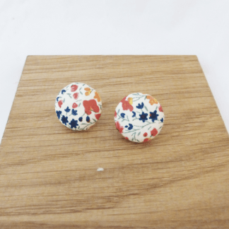 clous d'oreille liberty
