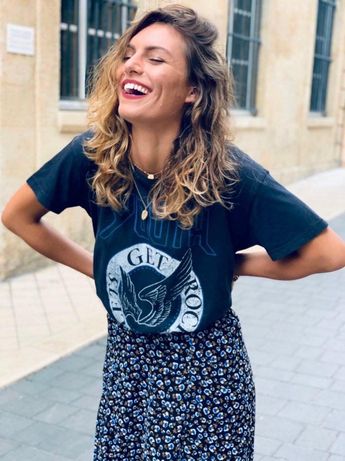 tee-shirt inscription, tee-shirt motif, tee-shirt rétro, tee-shirt vintage