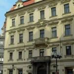 Pragues maison U Veze - Franz Kafka