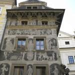 Prague Minuta - Franz Kafka