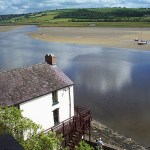 Laugharne - Dylan Thomas