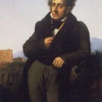 François René de Chateaubriand - Le Château de Combourg