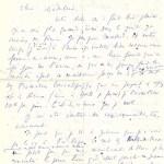 Marguerite Duras - Lettre à Madeleine Chapsal