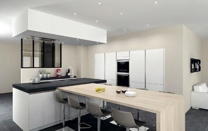 cuisine ou salle a manger 2 aires de