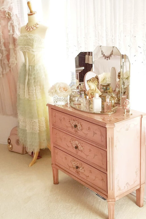 comment adopter le style shabby chic
