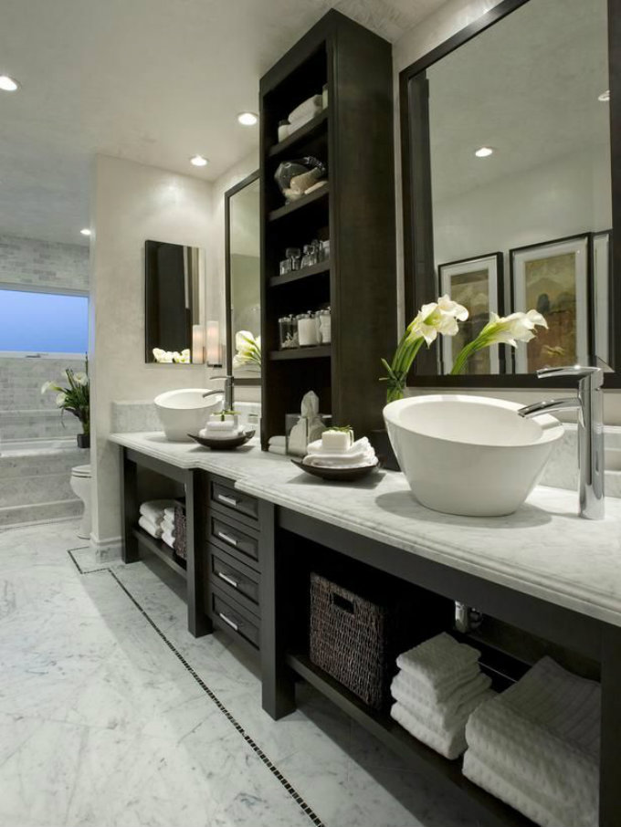 30 incredible contemporary bathroom ideas on Bathroom Ideas Apartment  id=14467