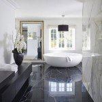 Marble Nero Maquina For Luxury Bathrooms Maison Valentina Blog
