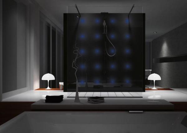 HighTech Bathroom Features